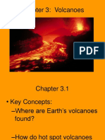 3 Volcanoes