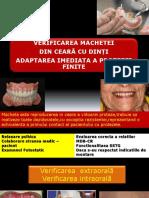 Ceara Finita Adaptare Stomatopatii