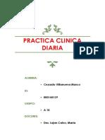Practica Clinica Diaria - Lujan