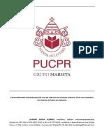 Modelo de Petição Timbrado Npj Puc