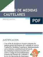 Unidad de Medidas Cautelares & a.c.