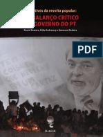 Cartilha Balanco 12 anos de governo do PT Brasil