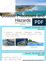 Coastal Processes and Hazards