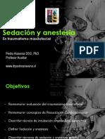 Anestesia Traumatologia Maxilofacial 2018