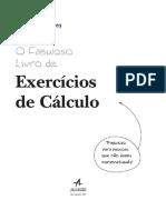 PDF de Amostra Humongous Calculus