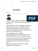 Juan Díaz de Solís