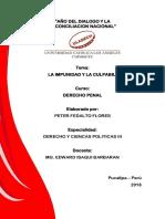 LA CULPABILDIAD Y LA INIMPUTABLE.pdf