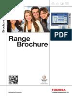Toshiba Range Brochure