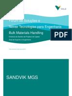 Bulk Materials Handling - SANDVIK