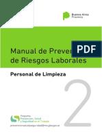 Manual Personal de Limpieza A5 2