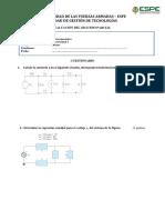 Examen Electromecanica II Unidad