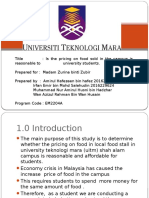 Presentation Proposal (EWC661)