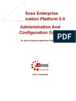 JBOSS Administration and Configuration Guide
