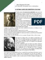 Albert Einstein Carta Aa Su Hija (2)