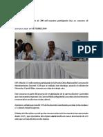 Ministro Alfaro Más de 200 Mil Maestros Participaran de Examen de Nombramiento docente 2018