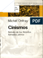 CINISMO Michael Onfray