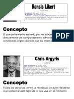antecedentes de la organizacion de empresas autores