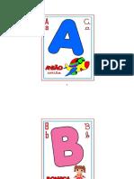 Alfabeto Da Mila