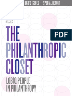 The Philanthropic Closet 2018