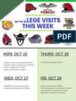 this week 10