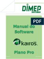 Manual Software Kairos Pro 26