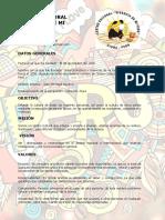 Curriculum Vitae Clasico Negro