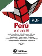 2008 - Peru en El Siglo XXI