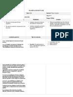 Planificaciones Clase a Clase Modulo Didáctico