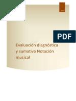 Erly Evaluacion Diagnostica y Sumativa