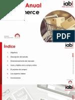 Estudio Ecommerce Iab 2018