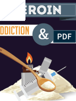 Heroin Addiction and Rehab Infographic