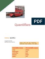 5. Quantifiers