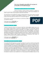 Studiu de Fezabilitate Sfaturi 2020 Cadru General