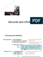 10.- Gerunds and Infinitives