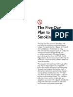 5 Days Quit Smoking