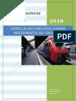 545 PREGUNTAS DE MATEMATICAS TIPO ICFES GRADO 3 DE PRIMARIA