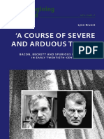 (Reimagining Ireland 4) Bacon, Francis_ Bacon, Francis_ Beckett, Samuel_ Beckett, Samuel_ Bacon, Francis_ Brunet, Lynn_ Beckett, Samuel-A course of severe and arduous trials _ Bacon, Beckett and spuri.pdf