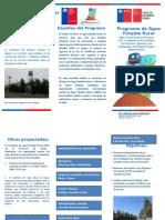 Tríptico Conservaciones APR 2017 LAS MAITAS Aprobado