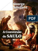 A Conversão de Saulo - George Whitefield