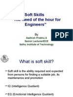 Soft Skills- AGPC
