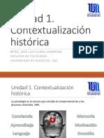 Unidad 1. Contextualización histórica