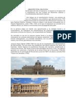 Arquitectura Francesa