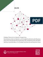 Código Penal de la Nación + Normas penales (2018)