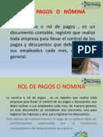 3) Unidad 3.1 ROL DE PAGOS.pptx