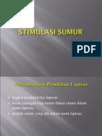 STIMULASI SUMUR