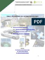 Tema 3_Aplicaciones Del Sistema Fotovoltaico