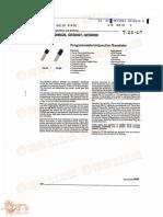 2N6027 1A 1 Amp 40V Programmable Unijunction Transistor     GES6027.pdf