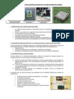Verificacion de Las Instalaciones Electricas de Las Edificaciones de Vivienda