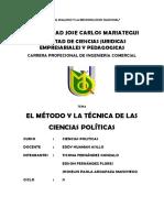 CIENCIAS POLITICAS