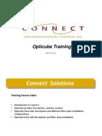 Opticube Training V2